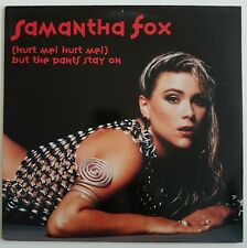 "SAMANTHA FOX  ♦ LOT 6 x MAXI 45 TOURS // 12"" ♦"