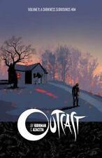 FIRST PRINT Outcast Kirkman Volume 1-A Darkness Surrounds Him NEW