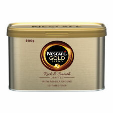 Nescafe Gold Blend Instant Coffee 500g Catering Hospitability Tin 12284101