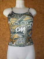 Tee shirt à bretelles, caraco, top, débardeur, FILLE, en 12/13 ans (modèle 2)