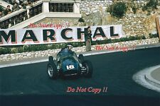Mike Hawthorn Vanwall Monaco Grand Prix 1955 Photograph 1