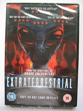 Extraterrestrial: They Do Not Come In Peace (DVD, 2015) NEW SEALED Region 2 PAL