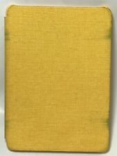 Amazon - All-New Kindle Paperwhite Fabric Cover - Canary Yellow