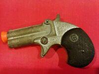 Vintage 1974 Kilgore Dude Derringer Diecast Metal Cap Gun Toy Made in Italy