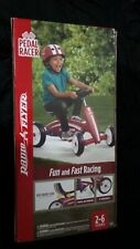 Radio Flyer - Pedal Racer -  Pedal Go Kart -  Red - Kids Love It...