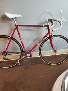 Vintage Mint DeRosa Super Prestige Race Bike Completely Original Museum Quality.