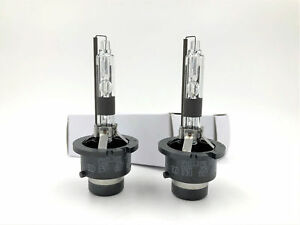 2x New OEM 06-11 Acura CSX Philips D2R 85126 35W Xenon HID Headlight Bulb