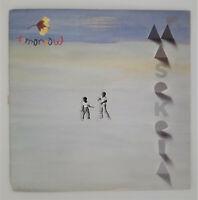 HUGH MASEKELA w/ Kalahari Tomorrow Vinyl LP 1987 WEA 1-25566 PROMO COPY Jazz