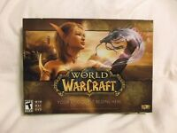 World of Warcraft Game PC/Mac Brand New and Sealed.  Collectible Quality