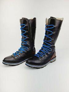 Merrell Waitsfield Sugarbush Tall Zipper-Lace up Boots SIZE 9