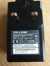 2×TP-LINK TL-PA411 MINI POWERING ADAPTER