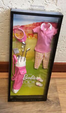 Pink on the Green Golf Barbie outfit NRFB fashion doll