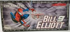 Action Collectables - #9 Bill Elliott Dodge - Ultimate Spider-Man - 1/24th Scale
