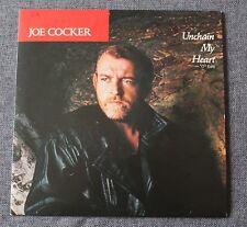 Joe Cocker, unchain my heart, SP - 45 tours