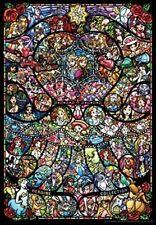 Disney Pixar 1000 Piece Jigsaw Puzzle Heroine Collection 4905823860281