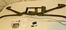 New listing VINTAGE VERY RARE MARTIN KAM ACT 2 COMPOUND BOW RECURVE ARCHERY HUNTING TARGET