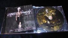Cadaveria, Necrodeath – Mondoscuro 2016 BLACK TEARS mint- CD