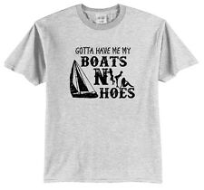 Boats N Hoes Vintage T-Shirt