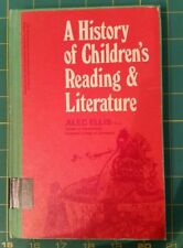 A History of Children's Reading & Literature by Alec Ellis 1968 First edition