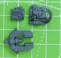 Ork Meganobz Big Mek Clamp - Warhammer 40k AoS Bits Parts