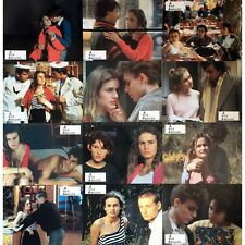 A NOS AMOURS Photos de film 21x30 cm -  1983 - Sandrine Bonnaire, Maurice Pialat