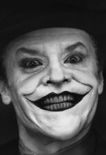 Jack Nicholson UNSIGNED photo - K6336 - Joker - Batman