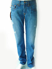 True Religion Herren Jeans Nathan Palisades Hose 32