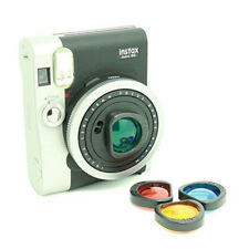 4 Colors Close-Up Lens for Fujifilm Instax Mini 90 Camera  Funny For Shooting