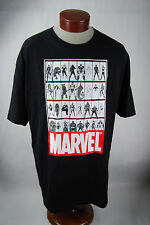 Marvel Mad Engine Superhero T-Shirt -  Adult XL