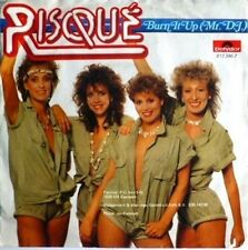 Risque Burn It Up (Mr U.S.; 7:10min./club-Mix, 6:54min., 1983) VINILE []