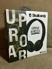 Skullcandy Uproar Wireless On Ear Bluetooth Headphones, Black