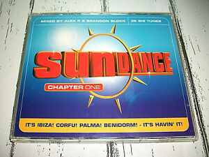 Sundance - Chapter One by Various Artists | CD | energy 52 cafe del mar 98