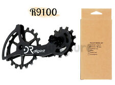Digirit Alloy Cage w/Carbon 13/19T Wheel Kit for R8000/R9100 Ceramic Pulleys