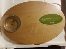 Crate And Barrel Dipping Board