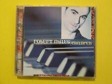 Robert Miles Niños 2 Track Promo CD Solo 1996