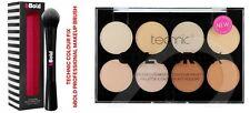 Technic Colour Fix Powder Contour Palette Makeup & bBOLD Makeup Brush