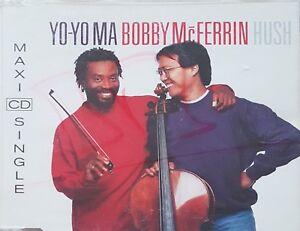 Yo-Yo Ma, Bobby McFerrin – Hush [ CD SINGLE ]