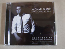 Michael Buble: Sings Totally Blonde - CD EP (2008)
