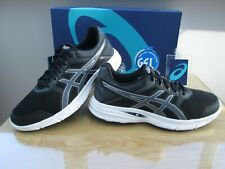 ASICS GEL-EXITE 5 LADIES BLACK WHITE  COURSE RUNNING TRAINERS SIZE UK 5 EURO 38