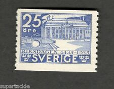 Sweden #245 Swedish Parliament 25 ore  MNH stamp