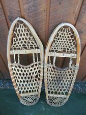"Vintage Snowshoes 30"" Long x 10"" Wide Great for Decoration"