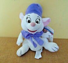 Disney*Mini Bean Bag Plush beanie*Bianca Rescuers Mouse
