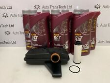 audi a4 a5 a6 a7 0b5 dsg 7 speed automatic gearbox dct oil 7L filter kit