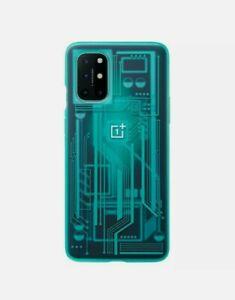 OnePlus 8T Quantum Bumper Case (Cyborg Cyan) Official Original - Brand new