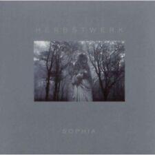 Herbstwerk - Sophia - CD  Rock, Dark Wave, Dark Ambient, Industrial, Electron