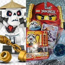 Lego Ninjago Wyplash Spinner set 2175 with weapons new