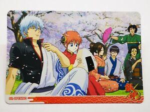 Gintama Bandai anime manga carddass carte card made in japon #393