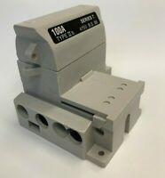 Henley Mains House Service Cut Out Fuse Carrier Base SP&N 100AMP Rated SERIES 7