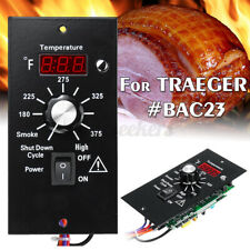 Upgrade Wood Pellet Grill Digtal Thermostat Controller Board For TRAEGER  ♡