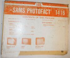 Sams Photofact Magazine Chassis 3K1902 Morse T-4210 No.1416 July 1974 022415r